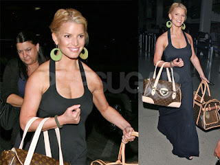 Popsugar Fitness Jessica Simpson Amazing Upper Body JNL Fusion Workout Vision