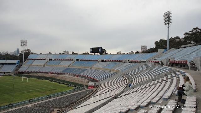 Estádio Centenário - Montevidéu, Uruguai