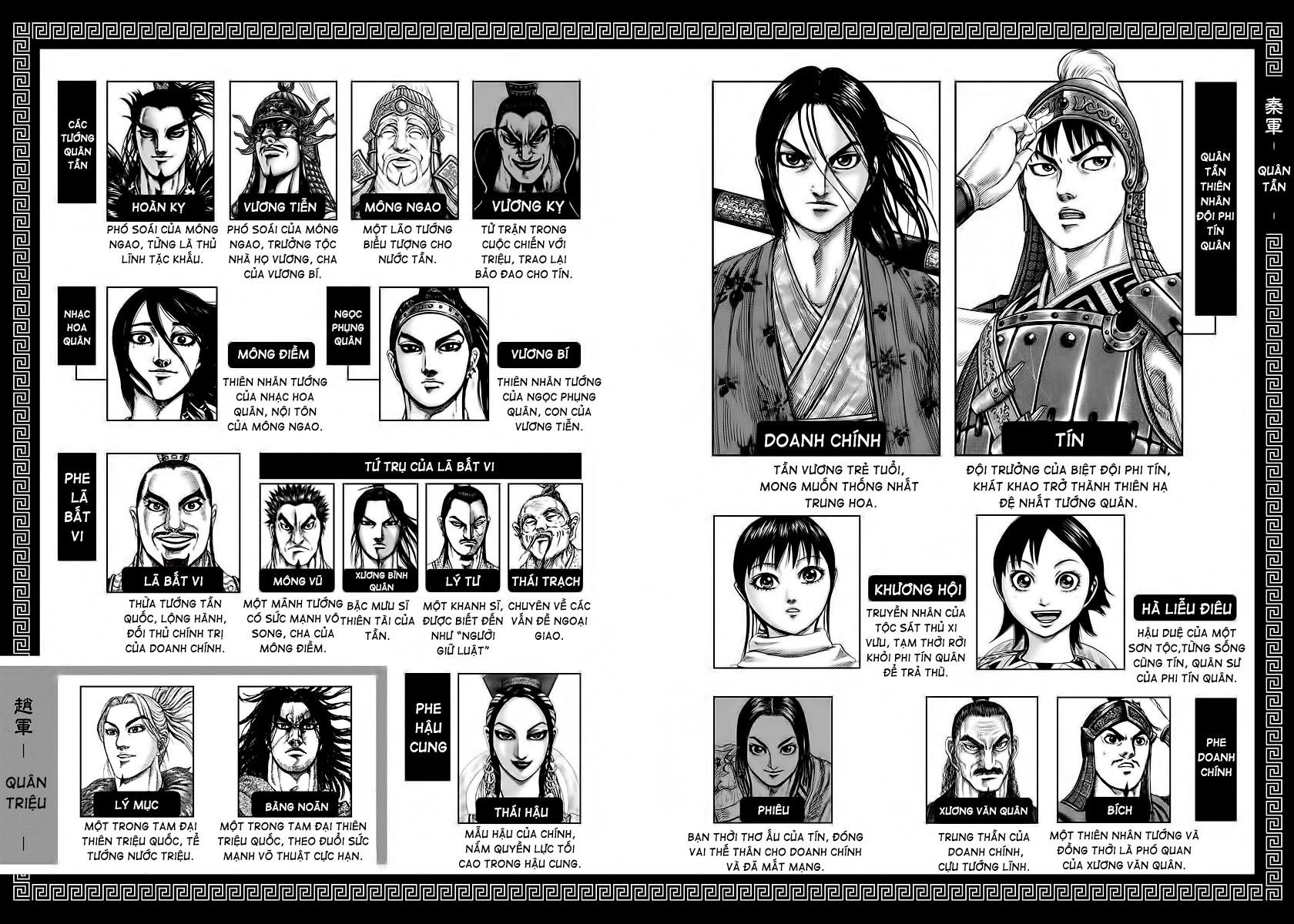 Kingdom - Vương Giả Thiên Hạ Chapter 251 page 5 - IZTruyenTranh.com