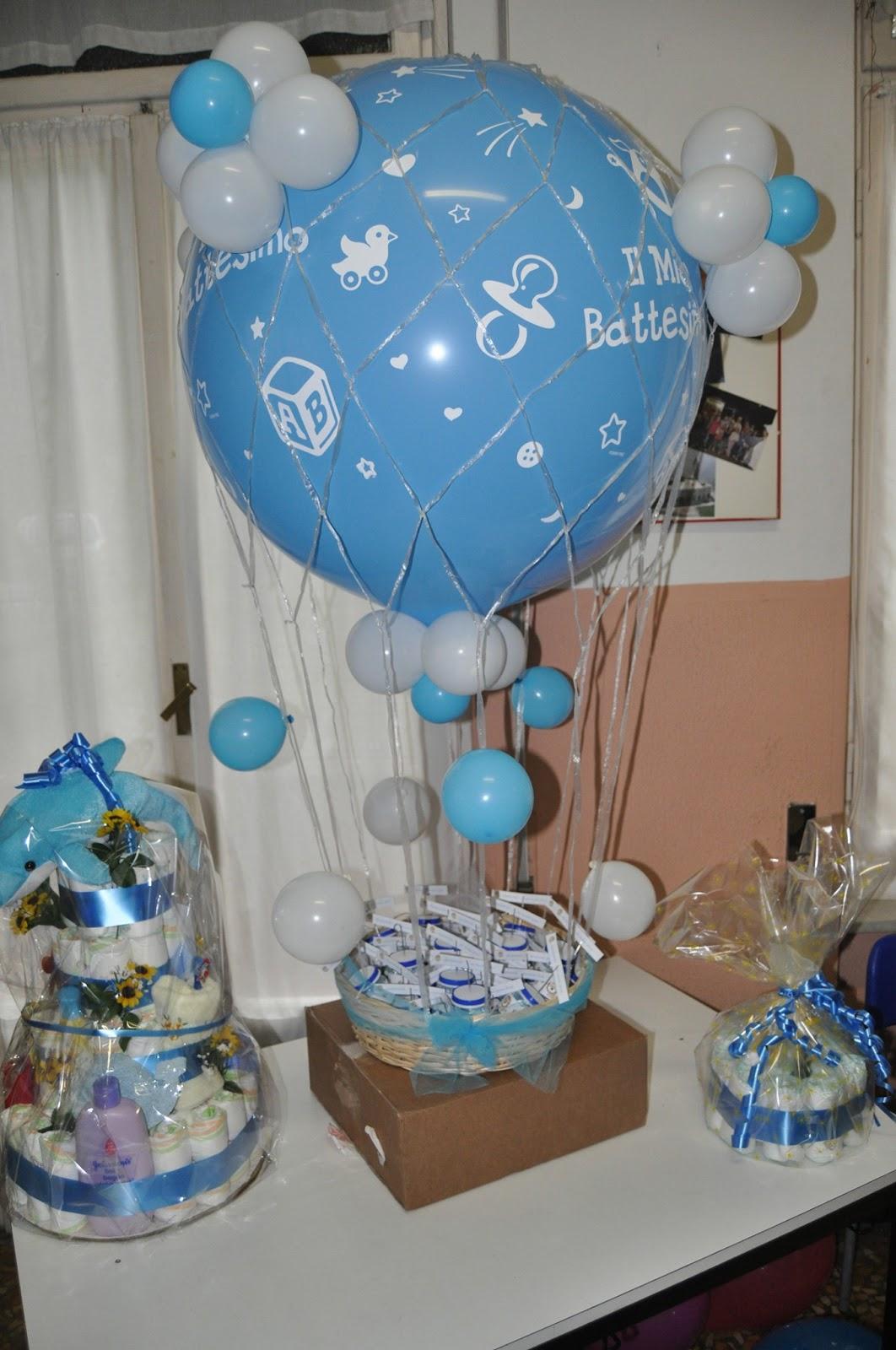 1 post creativo al giorno 149 365 da barattoli pappa a - Decorazioni per battesimo fai da te ...