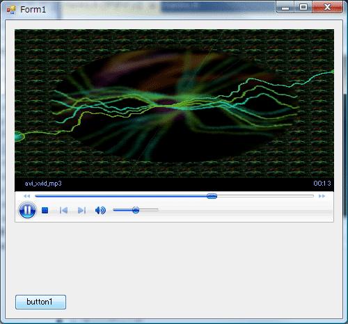 .avi ファイルを Windows Media Player で再生する …