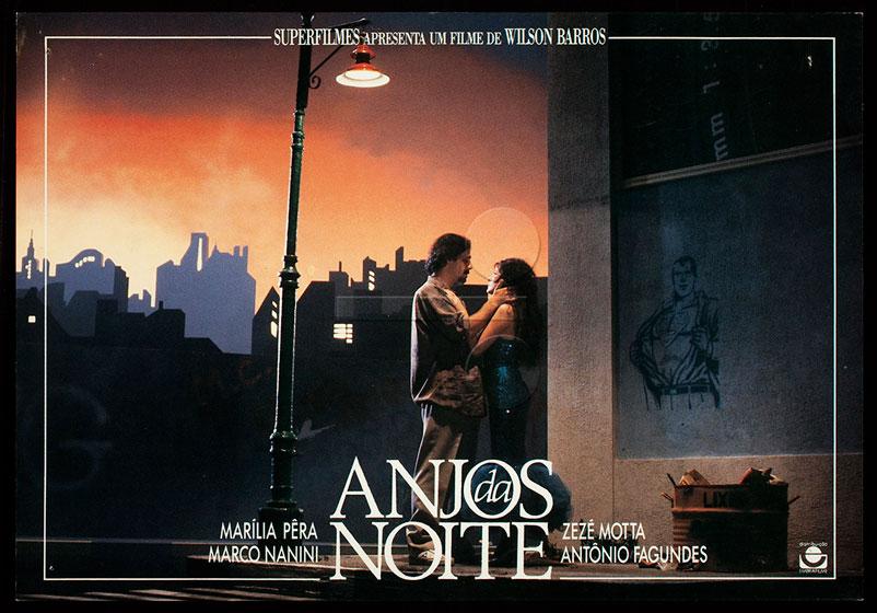 Resultado de imagem para anjos da noite 1987