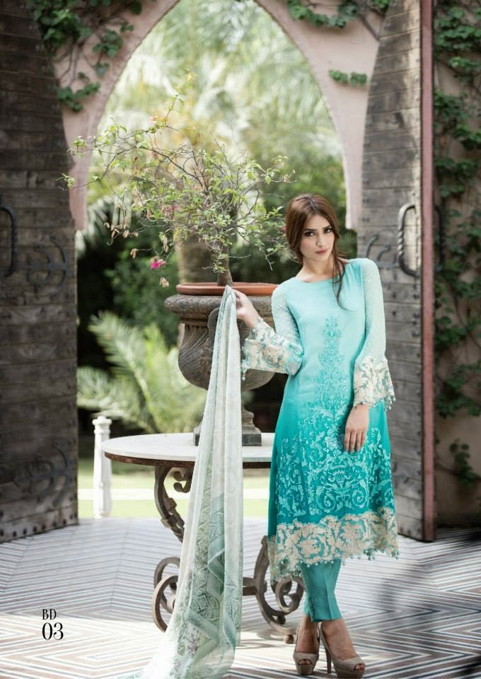 Chiffon Eid Formal Collection