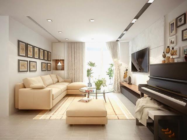Thiết kế nội thất chung cư 01