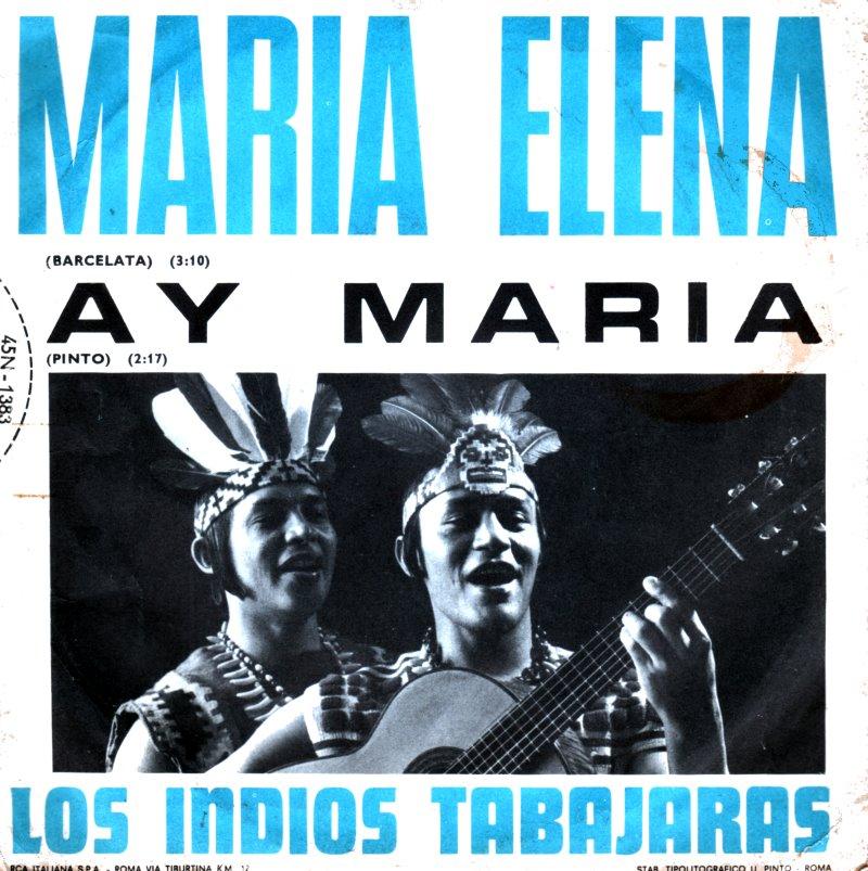 Los Indios Tabajaras The Mellow Guitar Moods Of Los Indios Tabajaras