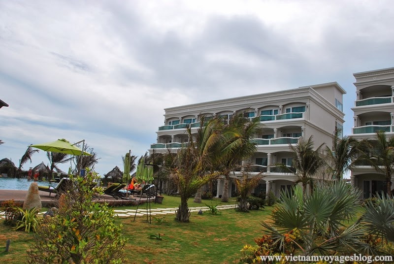 The Sailing Bay resort Muine - Photo An Bui
