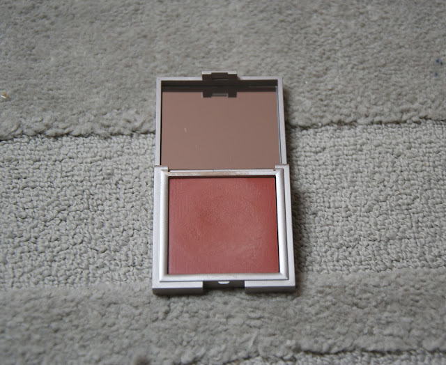 Review: Kiko Creamy Pleasure Blush in Firebrick Twist
