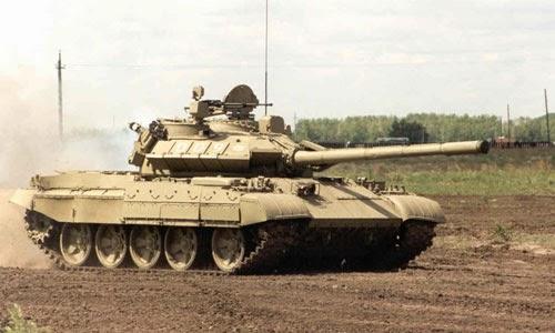 Việt Nam chế tạo giáp ERA cho xe tăng T-54/55