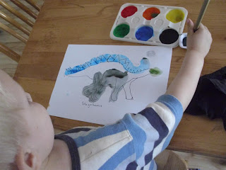 Image Result For Dinosaur Precoloring