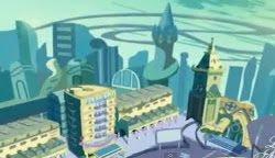 Ciudad Magix