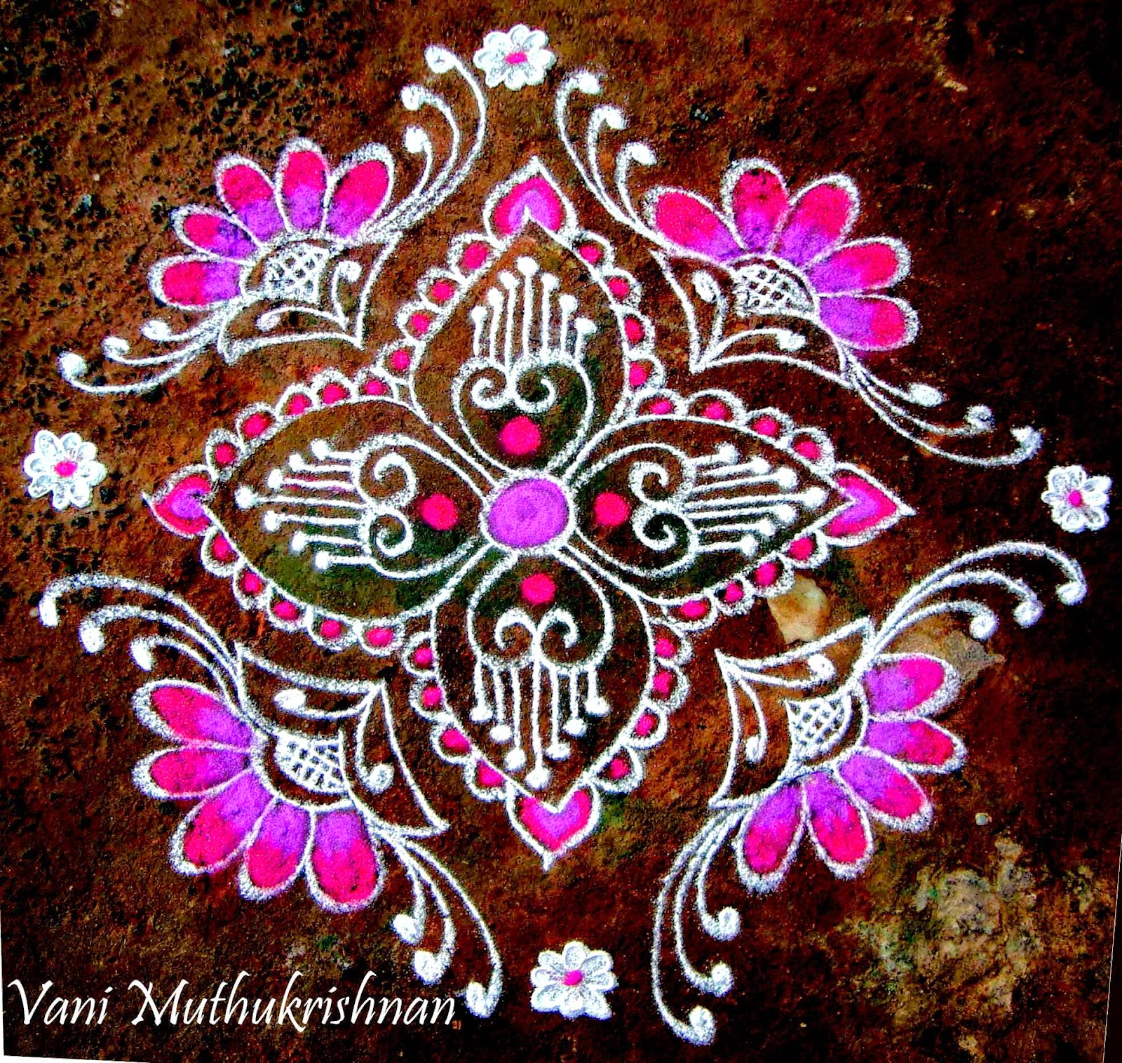 Wedding Kolam Images: 45+ Kolam Designs For Festivals