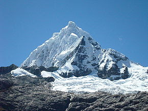Nevado Huaguruncho
