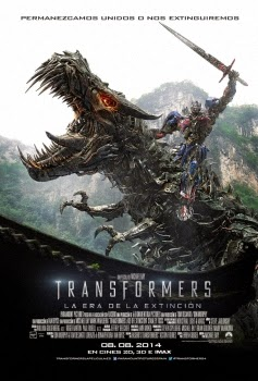 ver Transformers 4: La era de la extincion / Transformers 4: Age of Extinction | HD | 2014