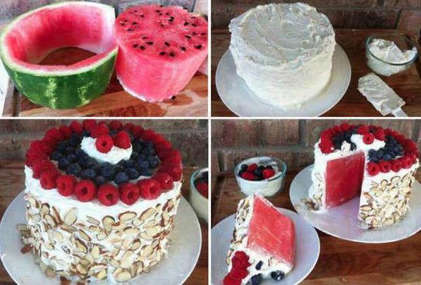 fruits decoration tips