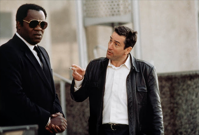 Yaphet Kotto and Robert De Niro in Midnight Run