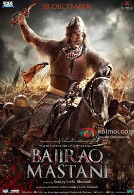 Bajirao Mastani (2015) Hindi Full Movie DVDScr 350mb Download