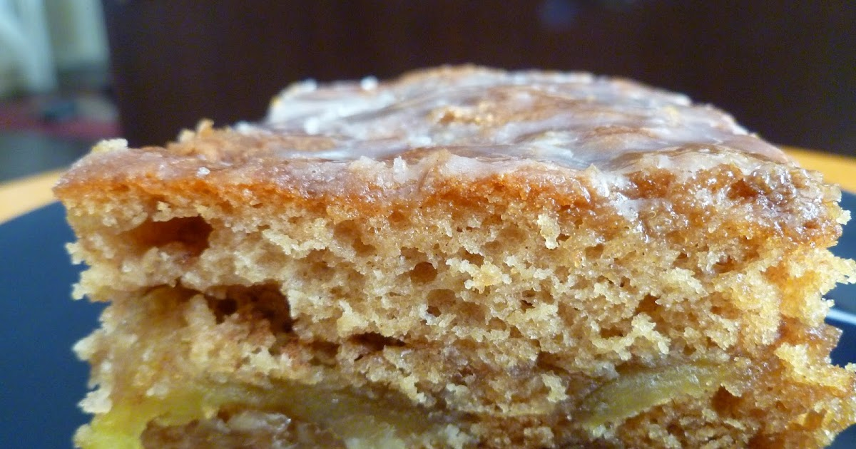 Apple Fritter Cake Chef