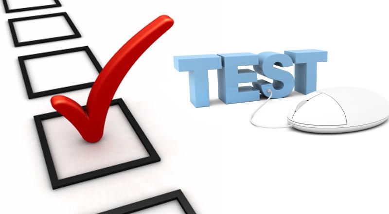 Online τεστ κλειστού τύπου