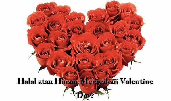 Hukum Merayakan Valentine bagi Muslim
