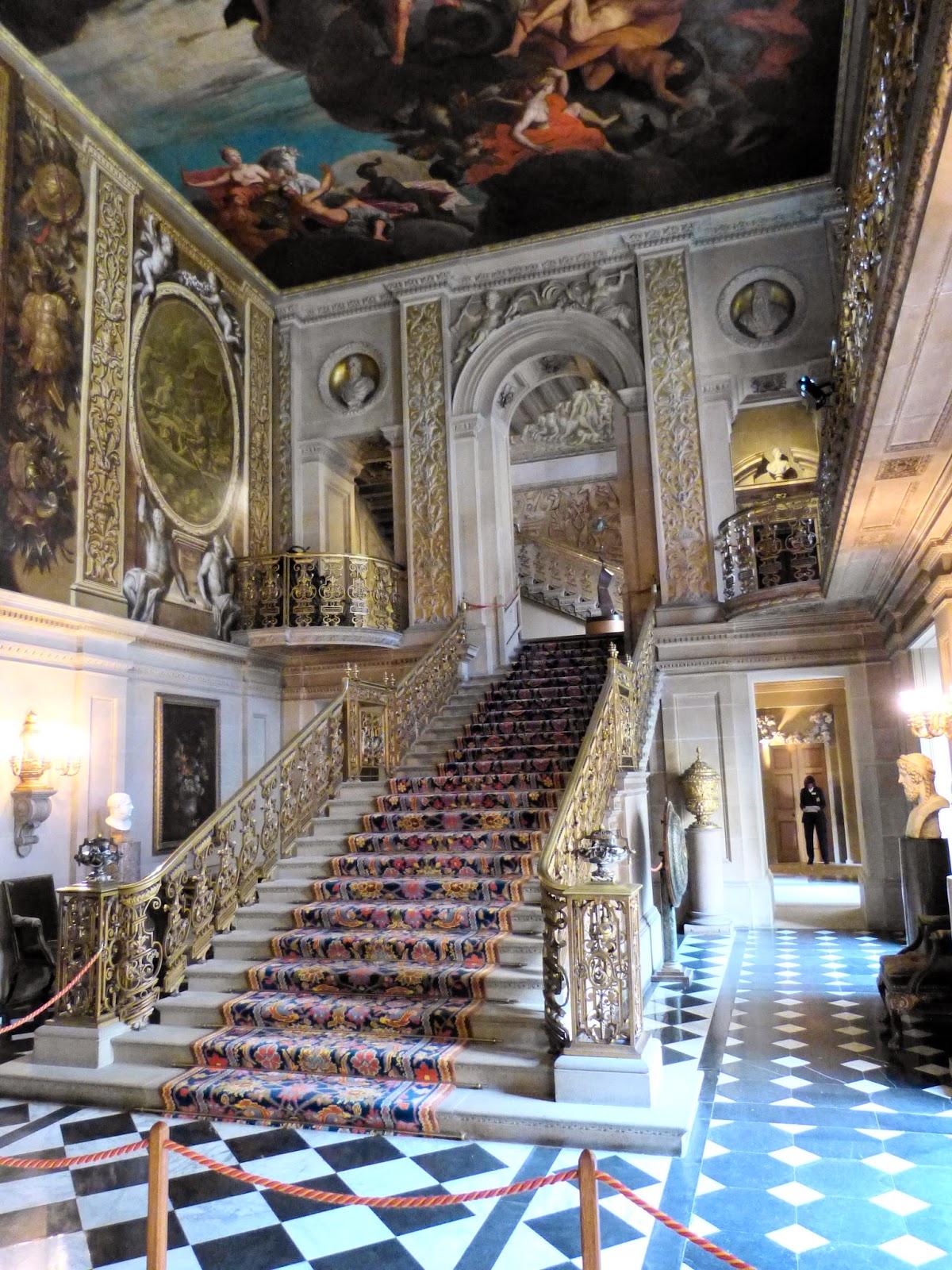 Painted Hall, Chatsworth