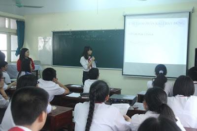 Những xu hướng mới trong dạy tích hợp liên môn