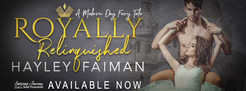 Royally Relinquished Release Blitz