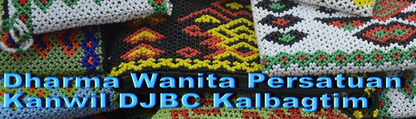 Dharma Wanita Persatuan Kanwil DJBC  Kalimantan Bagian Timur