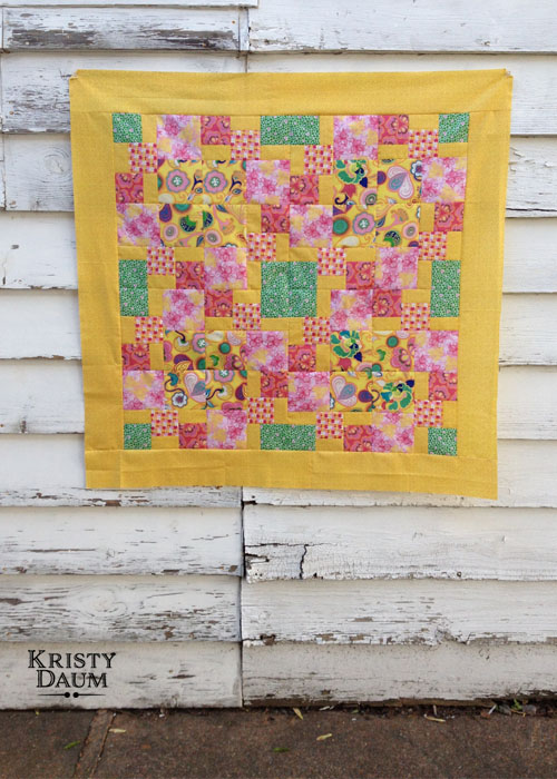 St. Louis Folk Victorian // Kristy Daum -- Spring Bloom by Bella Caronia for Windham Fabrics