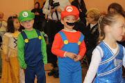 We had Mario Luigi and Tyler was Toad.so sad that I don't even have a .