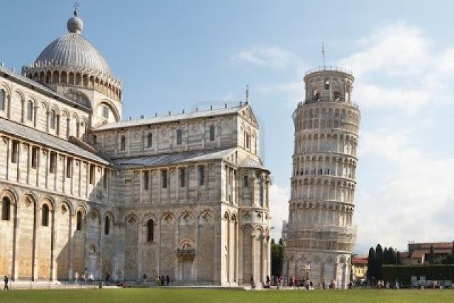 Pisa - La Toscana - Italia - que visitar