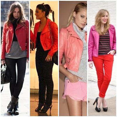 Jaquetas vestidas com calça e short