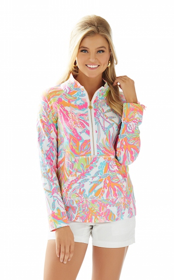 after party sale lilly pulitzer skipper popover scuba to cuba
