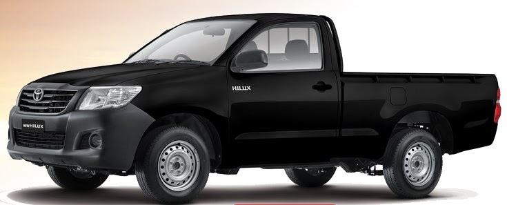Spesifikasi dan Harga Toyota HILUX S-Cab