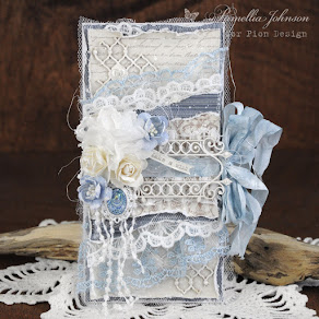 Pion Design / Scrapiniec - Blue Cameo