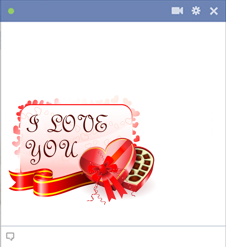 Valentine's Gift Card For Facebook