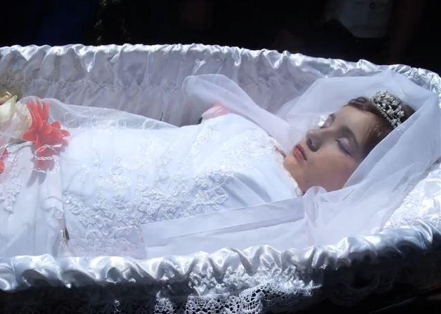 К чему снится гроб закрытый беременной 11