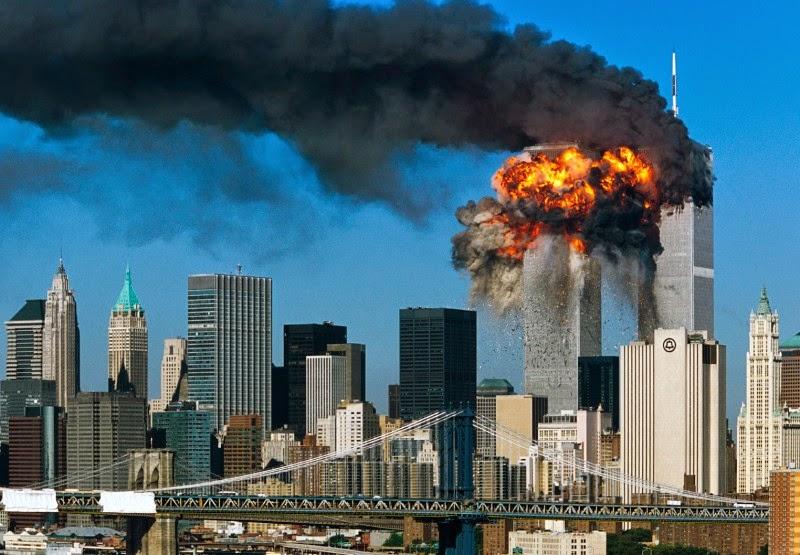 9/11 terrorist attack - USA