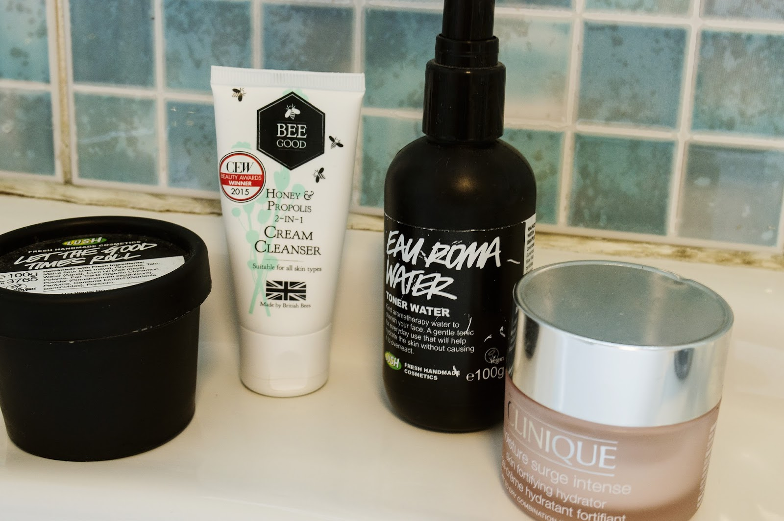 dry skin daily routine diary of a brit girl
