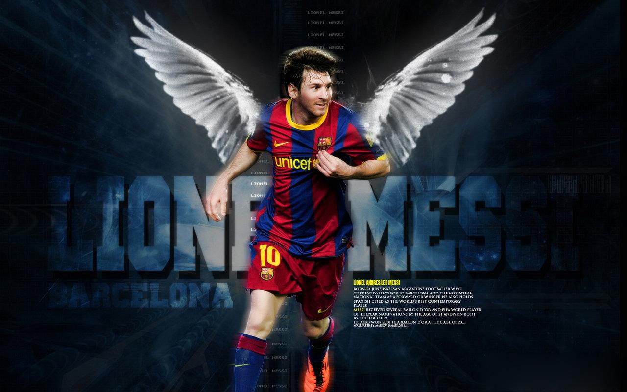 sum sum: Messi Wallpapers