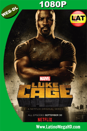 Luke Cage Temporada 1(2016) Latino HD WEB-DL 1080P ()