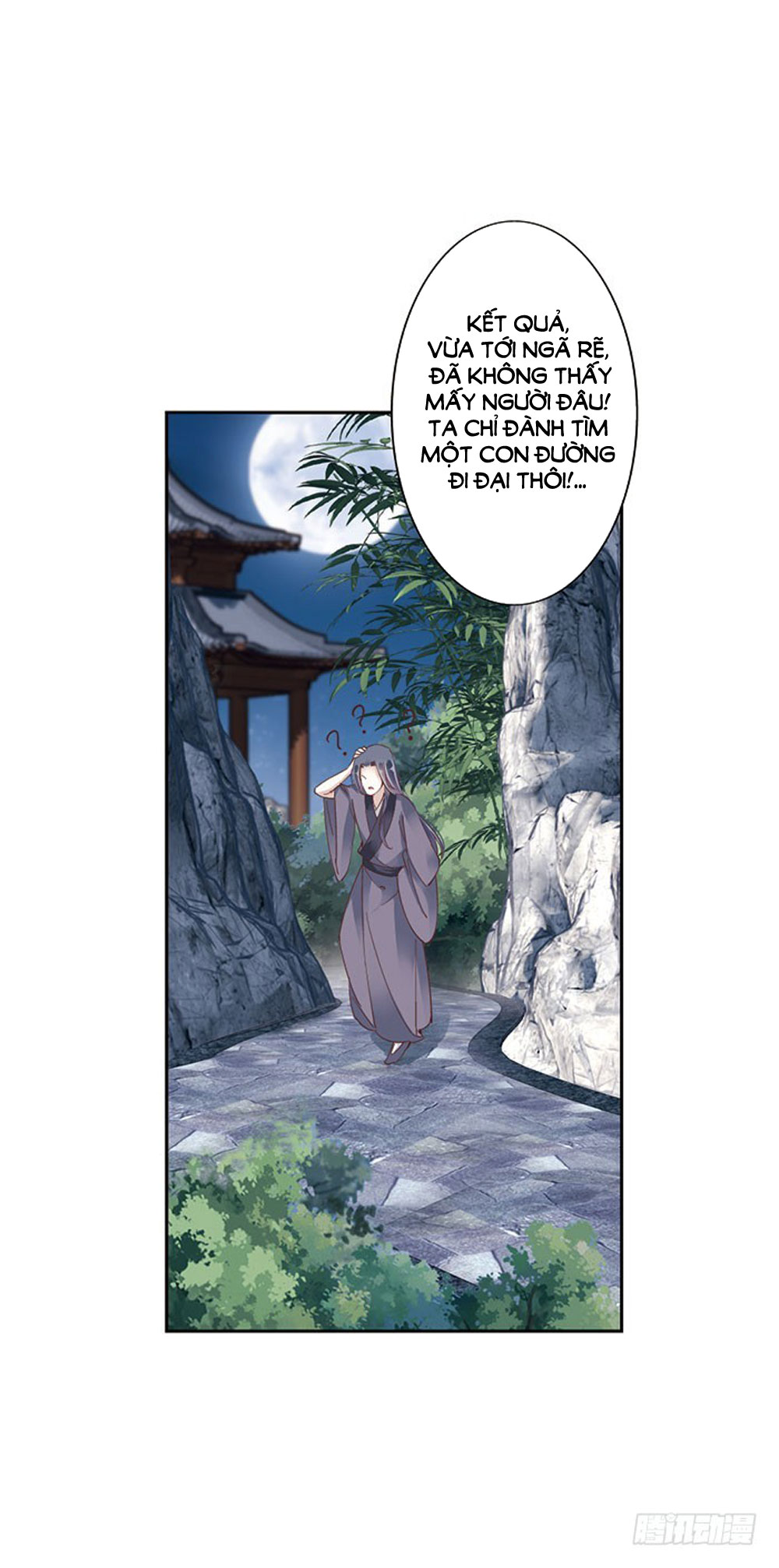 Thiền Tâm Vấn Đạo – Chap 11