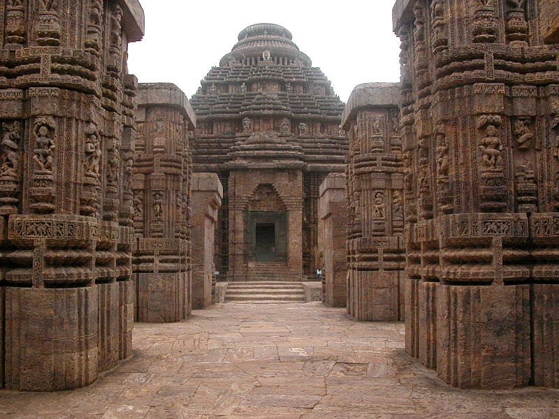 Monuments and sculptures in orissa stuff you look for Architecture design for home in odisha