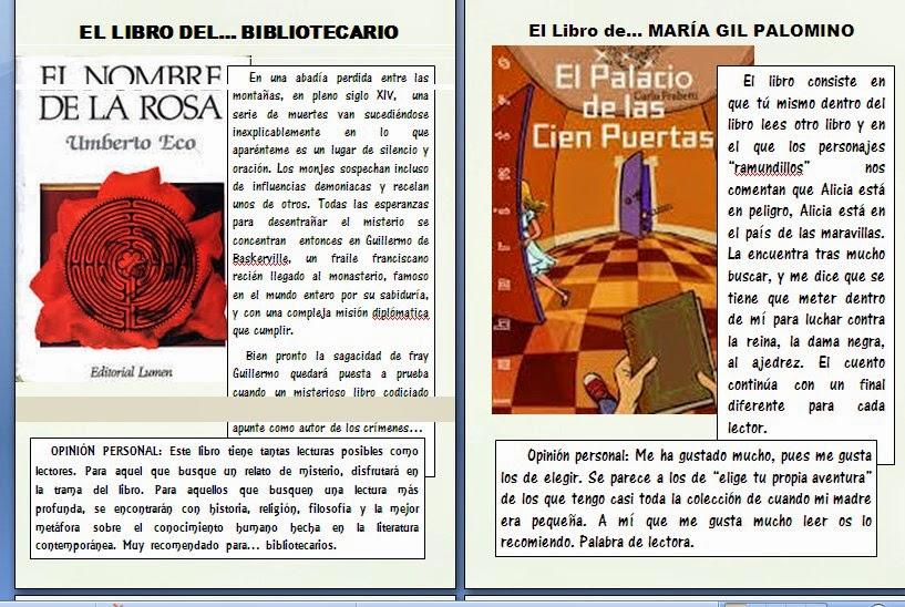 BIBLIOTECA ESCOLAR \