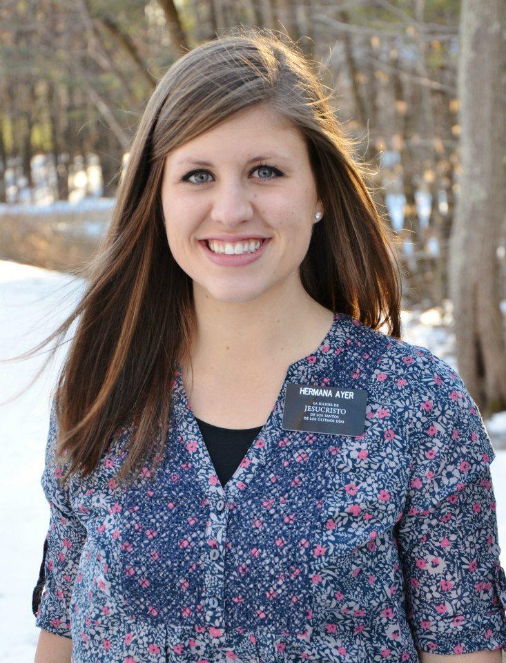 Hermana Sarah Ayer