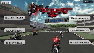 Game Motor Gp Super Bike Race Terbaru
