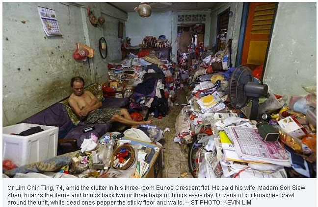 If Only Singaporeans Stopped To Think Hoarding In Hdb