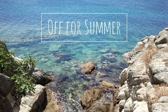 stitchydoo: Sommerpause | Off for Summer