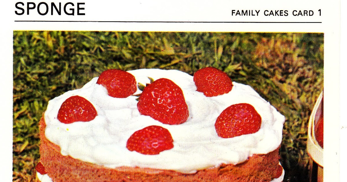 Marguerite Patten Chocolate Cake Recipe
