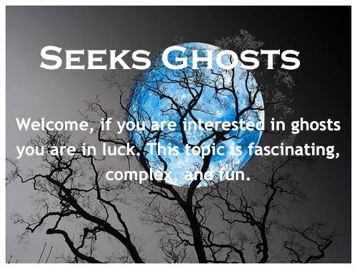 Seeks Ghosts