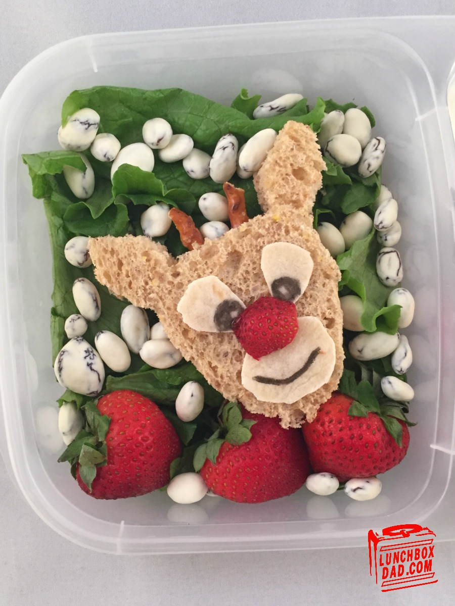 Rudolph the Red Nosed Reindeer Lunch